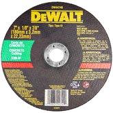 Disco Abrasivo para Concreto 7 Pol - DEWALT-DW44740