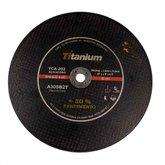 Disco de Corte para Aço Inox de 10 Pol. - TITANIUM-A30SB2T-10