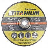 Disco de Desbaste com 09  X  1/4  X  7/8 Pol - TITANIUM-2439