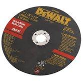 Disco  para Metal de Corte Fino de  7  x 1/8  x 7/8 Pol. - DEWALT-DW44560