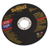 Disco Abrasivo de Corte Fino 4 1/2 x 3/54 x 7/8 Pol. - DEWALT-DW44618