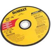 Disco Abrasivo de Corte Fino 7 x .045 x 7/8 Pol. - DEWALT-DW8065