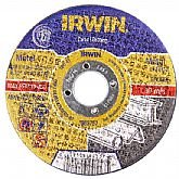Disco de Corte para Metal de 115 x 3,0 x 22,2 mm - IRWIN-1863757