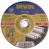 Disco de Corte para Metal de 180 x 3,0 x 22,2 mm - IRWIN-1863758