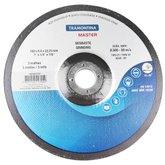 Disco de Desbaste de 7 Pol. para Aço Inoxidável - TRAMONTINA-42582007
