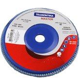 Disco Flap com Grão 40 e 7 Pol. - TRAMONTINA-42631001