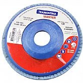 Disco Flap de 4.1/2 Pol. com Grão 120 - TRAMONTINA-42630004