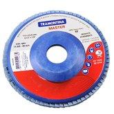 Disco Flap de 4.1/2 Pol. com Grão 60 - TRAMONTINA-42630002