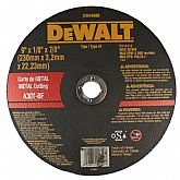 Disco de Corte para Metal de 9 Pol. - DEWALT-DW44600