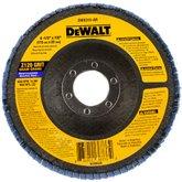Disco Flap de 4.1/2 Pol. com Grão 120 - DEWALT-DW8310-AR