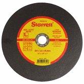 Disco de Corte de 10 Pol. para Metal - STARRETT-DAC250-35