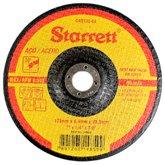 Disco de Desbaste de 7 Pol. para Aço em Geral - STARRETT-DAD180-64