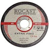 Disco de Corte Extra Fino 4.1/2 Pol. x 1,6mm - ROCAST-134.0003