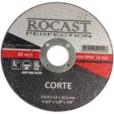 Disco de Corte de Aços em Geral 4.1/2 Pol - ROCAST-122.001