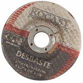 Disco de Desbaste de 4.1/2 Pol. para Aço em Geral - ROCAST-123.0001