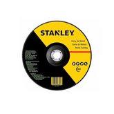 Disco Abrasivo de Desbaste para Metal 7 x 1/4 x 7/8 Pol. - STANLEY-STA0414