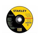Disco Abrasivo Desbaste Metal 9X1/4X7/8 Pol - STANLEY-STA0415