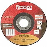 Disco de Corte Fino 115 X 10 X 22 mm - HESSEN-19555