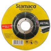 Disco de Desbaste de 115mm para Metal - STAMACO-6220