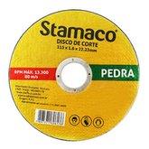 Disco de Corte de 115mm para Construção - STAMACO-6176