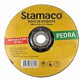 Disco de Desbaste de 180mm para Pedras em Geral - STAMACO-6251