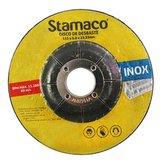 Disco de Desbaste de 115mm para Inox - STAMACO-6268