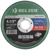 Disco de Corte de 4-1/2 Pol. para Aço - BELZER-1153022BRM