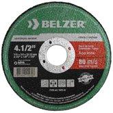 Disco de Corte de 4-1/2 Pol. para Aço Inox - BELZER-1153022BRI