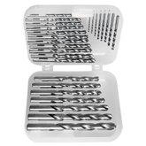 Jogo de Brocas em Aço Rápido para Metal com 26 Peças - TRAMONTINA-43146526