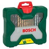 Jogo de Brocas X- Line Titânio com 30 Peças  - BOSCH- 2607019324000