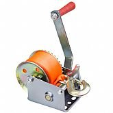 Guincho Manual 270kg Catracado de Arraste com Fita 7 Metros - LEETOOLS-603232