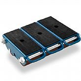 Tartaruga Traseira para Movimentação de Cargas para 6 Toneladas - BOVENAU-T6001