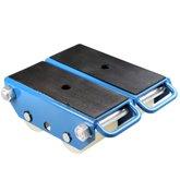 Tartaruga Traseira para Movimentação de Cargas para 4 Toneladas  - BOVENAU-T4000