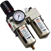 Conjunto de Filtro e Lubrificador de Ar de 1/2 Pol - CHIAPERINI-CH-FRL13