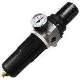 Filtro Regulador de Ar 1/2 Pol com 2 Saídas - PRESSURE-FRP2