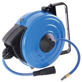Carretel Retrátil com Mangueira 8 x 12mm com 10 Metros para Chave de Impacto - KINGTONY-79910-10