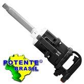 Parafusadeira Pneumática de 1 Pol. 2.200Nm - POTENTE BRASIL-01.41.PN1001220
