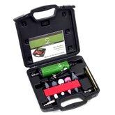 Kit Mini Retífica Pneumática 1/4 Pol. com Maleta e 16 Peças - POTENTE BRASIL-PNW140210