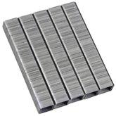 Caixa de Grampos Metálicos de 0,7mm x 10mm 1.000 Unidades - BLACK JACK-I147