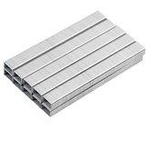 Caixa de Grampos de 8mm em Barretes com 2500 Unidades - VONDER-2898008008