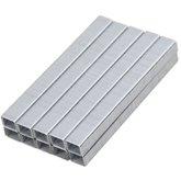 Caixa de Grampos de 10mm em Barretes com 2500 Unidades - VONDER-2898010010