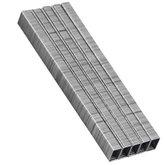 Grampos Metálicos 1000 Unidades 1.2 x 6mm - BLACK JACK-I167