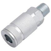 Engate Rápido Macho 1/4 x 1/4 Pol. para Ar Comprimido - VONDER-5114314140