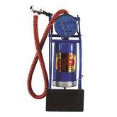 Bomba de Ar com Pedal e Manômetro Alta Pressão  - EDA-2WF
