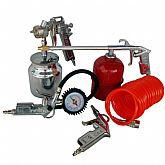 Kit de Acessórios para Compressor 5 peças - LYNUS-KITMAC-5