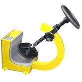 Vulcanizadora de Pneus Manual Amarela   - JMEQUIPAMENTOS-VULC500A
