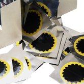 Remendo para Câmara de Ar Eco R 01 com 100 Unidades - VIPAL-345101