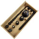 Jogo de Ferramentas para Instalação de Rolamentos com 30 Peças - CELFER-27211