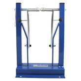 Alinhador de Rodas Pequeno Azul  - SILMAR-302002