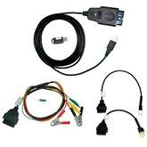 Scanner MotoCheck para Motos Linha Honda e Yamaha para Tablet e PC com Windows - PLANATC-MOTOCHECK/2